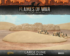 Flames of War Battlefield in a Box BNIB Large Dune BB221