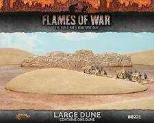Flames of War Battlefield in a Box BNIB Large Dune BB221