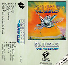 K 7 AUDIO (TAPE)  THE BEATLES  *THE BEATLES SYNTHESIZEUR* (SYNTHETISEUR)