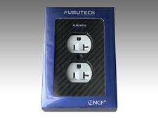 FURUTECH outlet cover 105-D NCF high grade replacement 2-necked Free Shipping