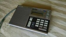 Sony ICF-2002 FM/LW/MW/SW  PLL Synthesized Short Wave Radio Receiver