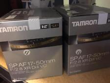 Tamron AF 17-50mm F/2.8 SP XR Di II VCZoom Lens for Canon Digital SLR
