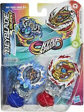 TBeyblade Burst Rise Hypersphere Dual Pack Erase Devolos D5 and Left Astro A5