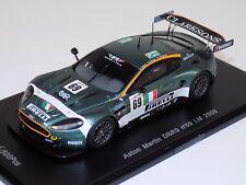 1/43 Spark Models Aston Martin DBR9 #69 24 Hours of LeMans 2006 Lim 500 S1206