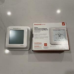 Honeywell Lyric T6 Pro Wi-Fi Programmable Thermostat - White