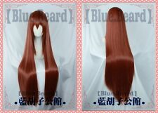 Steins;Gate Chris Makise kurisu Anime Costume Cosplay Wig +Cap +Track