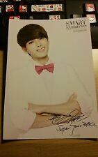 Sm Art exhibition super junior Ryeowook official postcard kpop k-pop rare