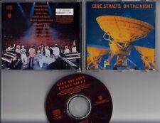 DIRE STRAITS On The Night 1993 CD USA WARNER BROS NO BARCODE