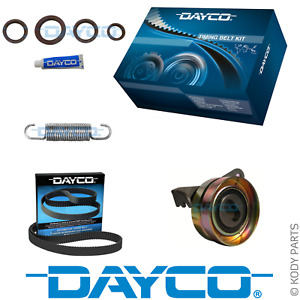 DAYCO TIMING BELT KIT - for Toyota Supra 3.0L 7MGE & 7MGTE turbo MA70 MA71