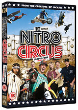 NITRO CIRCUS - DVD - REGION 2 UK