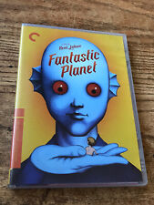 Fantastic Planet 1973 DVD Criterion Collection # 820 Adult Animated Sci-fi