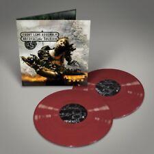 FRONT LINE ASSEMBLY Artificial Soldier 2x LP NEW COLORED VINYL Artoffact Noise U