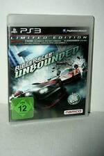 RIDGE RACER UNBOUNDED GIOCO USATO SONY PS3 EDIZIONE TEDESCA PAL VBC 51675