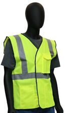 West Chester Protective Gear Class 2 Safety Vest Style 47203 Size 2Xl/3Xl