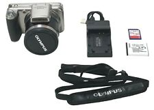 Olympus SP800UZ, 14MP, 30X/5X Zoom Digital Camera With Charger, Battery, SD Card