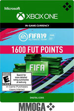 FIFA 19 FUT Points 1600 - Xbox One Version Ultimate Team - 1600 FUT Points Code