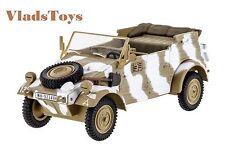 Eaglemoss 1:43 VW Volkswagen Kubelwagen Type 82 German Army EM046