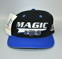 Orlando Magic Logo Athletic NBA Vintage 90s Wool Snapback Cap Hat - NWT