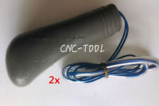 2X Plastic control knob lever manipulation handle of Trumpet for Hitachi EX200