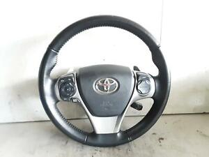 TOYOTA AURION STEERING WHEEL LEATHER, AT-X TYPE, GSV50R, 05/15-08/17 15 16 17