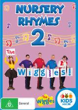 The Wiggles - Nursery Rhymes 2 (DVD, 2018) R4