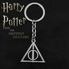 Harry Potter Deathly Hallows Keychain, Wizarding World, Crimes of Grindelwald