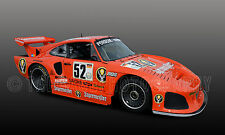 1978 Porsche 935 K3 Jagermeister 911 Classic Vintage GT Race Car Photo (CA-0838)