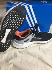 26d9d8d3b2e Men s Adidas EQT Support 93 17 Boost Welding Pack Black Shoes CQ2396 Size 10