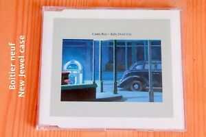 Chris Rea – Baby Don't Cry - 2 tracks - Boitier neuf - CD single promo