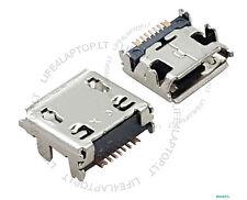 NEW Samsung E329 GB70 W999 Micro USB Jack Port DC Power Connector Socket
