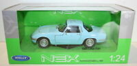 Welly NEX 1/24 Scale 24035W - 1965 Lotus Elan - Blue