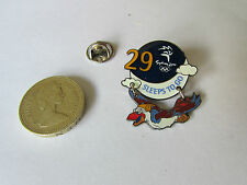 Sydney Olympics 2000 Collectable 29 Sleeps to Go Original Metal Pin Badge