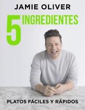 5 Ingredientes Platos Fáciles y Rápidos / 5 Ingredients - Quick & Easy Food: