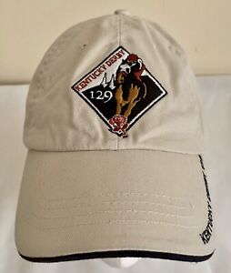 Kentucky Derby 2003 129th Churchill Downs Horse Racing Cap Hat Embroidered Logo
