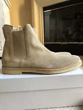 Common Projects Chelsea Boots, Size 45/12, New, Style 1897