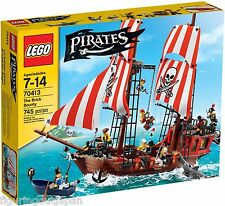 Lego 2015 Pirates Blue Coat Soldiers set 70413 Brick Bounty Ship Play Set