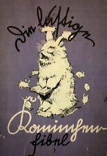 Drittes Reich. – Neelsen, Kurt, Die lustige Kaninchenfibel. EA 1940