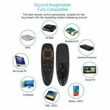 G10 2.4G Voice Air Mouse Fly Mouse IR Learning Remote Control for Android Box TV