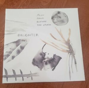 Daughter Music From Before The Storm 2018 RSD 2LP Record Store Day SEALED