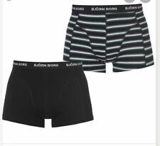 Nwot Bjorn Borg Mens Two Pack Underwear