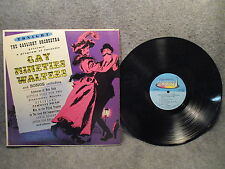 "33 RPM 12"" Record The Gaslight Orchestra Gay Nineties Waltzes Somerset P-3400"
