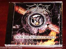 Castigador: From The Bowels Of Hell CD 2005 Rebirth Uruguay Death Metal NEW