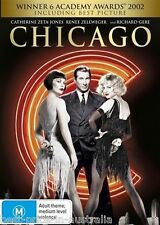 Chicago DVD Movie BRAND NEW MUSICAL Renée Zellweger Catherine Zeta-Jones R4