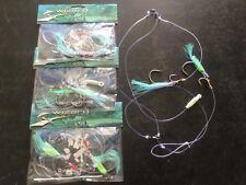 shimano beastmaster   Deep Drop Rigs Qty 3   14/0  2 Hook Set Promo