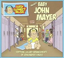 Baby Blanket Music CD (John Mayer) - Soothing Lullaby Arrangements of Songs Made