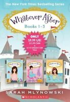 Whatever After Books 1-3 (Whatever After (Paperback)) by Mlynowski, Sarah, NEW B