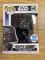 Mint! Darth Vader In Fist Pose Funko! Funko Shop Exclusive! In Hand