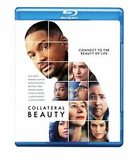 Collateral Beauty (Blu-ray Disc, 2017) NEW