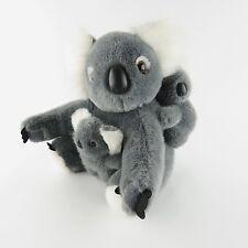 "Koala Bear Mother & Babies Plush Animal Australian Toys by Windmill Washable 11"""