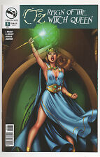 Grimm Fairy Tales OZ REIGN OF THE WITCH QUEEN  #5 (2015)  COVER C Zenescope NM